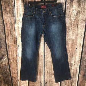 Lucky Brand Men's Jeans Bootcut 34W x 30L